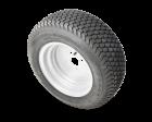 Avant Hjul 23x8.50-12 Græs 4 hul Produktbillede