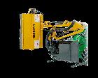 Avant Slagleklipper med hydraulisk sidearm Produktbillede 1