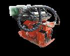 Hydraulisk vibratorplade